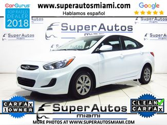 2017 Hyundai Accent SE in Doral FL, 33166