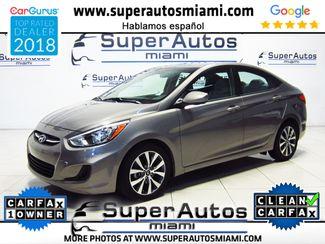 2017 Hyundai Accent Value Edition in Doral, FL 33166