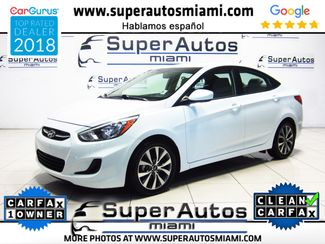 2017 Hyundai Accent Value Edition in Doral, FL 33166