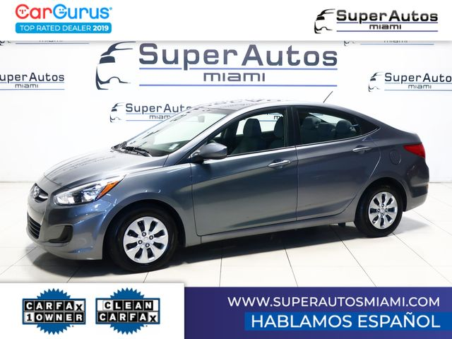 2017 Hyundai Accent SE in Doral, FL 33166