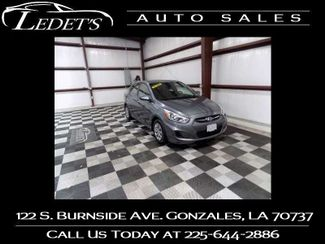 2017 Hyundai Accent in Gonzales Louisiana