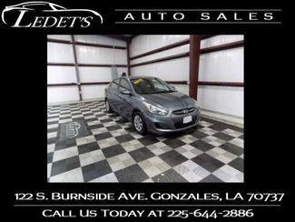 2017 Hyundai Accent in Gonzales Louisiana