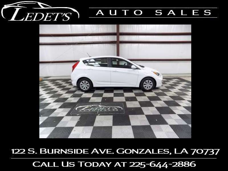 2017 Hyundai Accent SE - Ledet's Auto Sales Gonzales_state_zip in Gonzales Louisiana