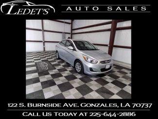 2017 Hyundai Accent SE - Ledet's Auto Sales Gonzales_state_zip in Gonzales