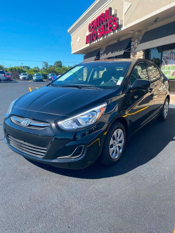 2017 Hyundai Accent SE   Hot Springs, AR   Central Auto Sales in Hot Springs AR