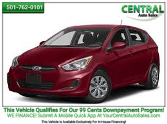 2017 Hyundai Accent in Hot Springs AR