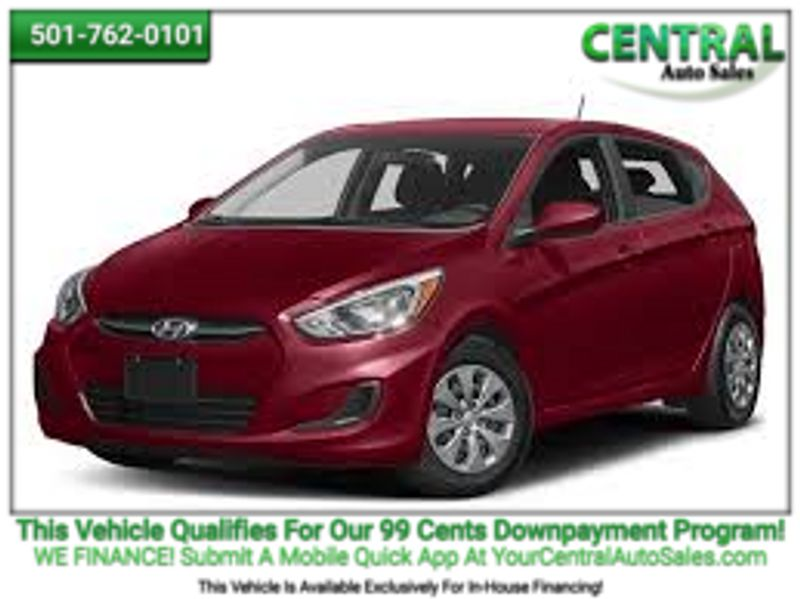 2017 Hyundai Accent SE | Hot Springs, AR | Central Auto Sales in Hot Springs AR