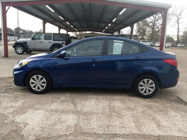 2017 Hyundai Accent SE Houston, Mississippi 2