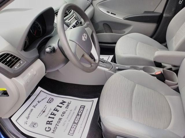 2017 Hyundai Accent SE Houston, Mississippi 6
