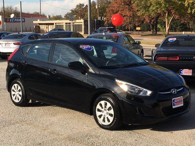 2017 Hyundai Accent in Irving Texas