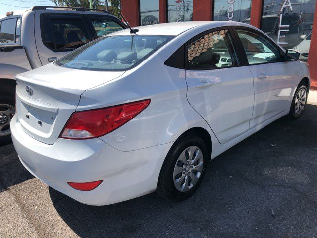 2017 Hyundai Accent SE CAR PROS AUTO CENTER (702) 405-9905 Las Vegas, Nevada 2