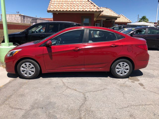 2017 Hyundai Accent SE CAR PROS AUTO CENTER (702) 405-9905 Las Vegas, Nevada 1