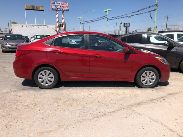 2017 Hyundai Accent SE CAR PROS AUTO CENTER (702) 405-9905 Las Vegas, Nevada 4