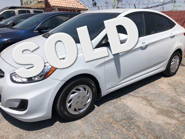 2017 Hyundai Accent SE CAR PROS AUTO CENTER (702) 405-9905 Las Vegas, Nevada