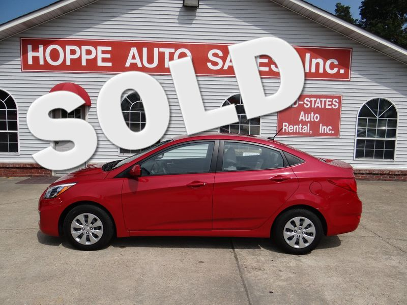 2017 Hyundai Accent SE | Paragould, Arkansas | Hoppe Auto Sales, Inc. in Paragould Arkansas