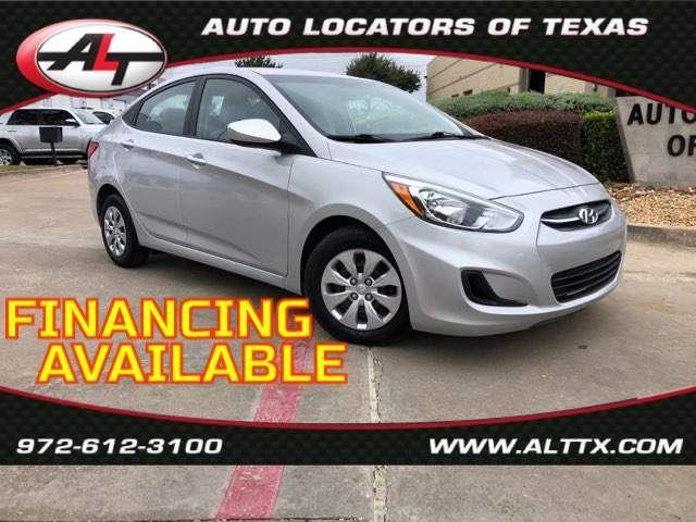 2017 Hyundai Accent SE in Plano, TX 75093