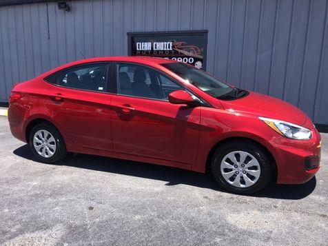2017 Hyundai Accent Value Edition in San Antonio, TX