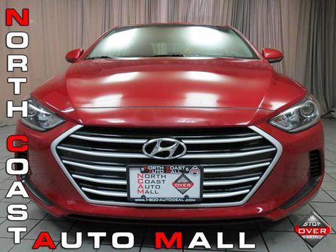 2017 Hyundai Elantra SE in Akron, OH