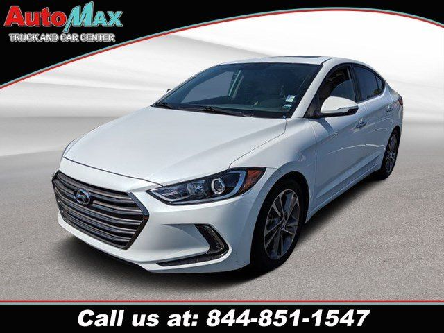 2017 Hyundai Elantra Limited in Albuquerque, New Mexico 87109