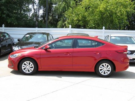 2017 Hyundai Elantra SE Scarlet Red in Ankeny, IA