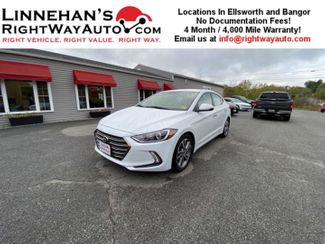 2017 Hyundai Elantra Limited in Bangor, ME 04401