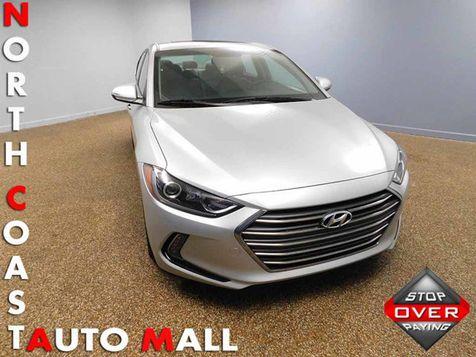 2017 Hyundai Elantra Limited in Bedford, Ohio