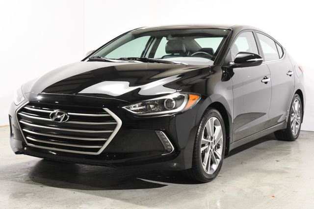 2017 Hyundai Elantra Limited Ultimate Package