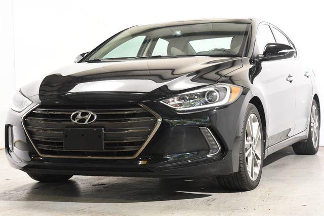 2017 Hyundai Elantra Limited w/ Ultimate Package
