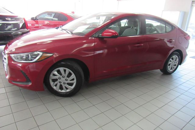 2017 Hyundai Elantra SE Chicago, Illinois 3