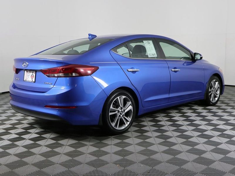 2017 Hyundai Elantra Limited  city Ohio  North Coast Auto Mall of Cleveland  in Cleveland, Ohio