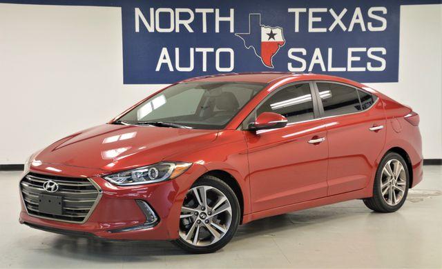 2017 Hyundai Elantra Limited in Dallas, TX 75247