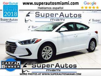 2017 Hyundai Elantra SE in Doral FL, 33166