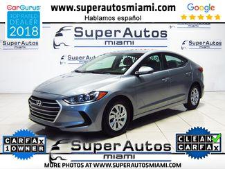 2017 Hyundai Elantra SE in Doral, FL 33166