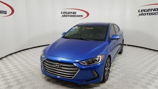2017 Hyundai Elantra Limited in Garland