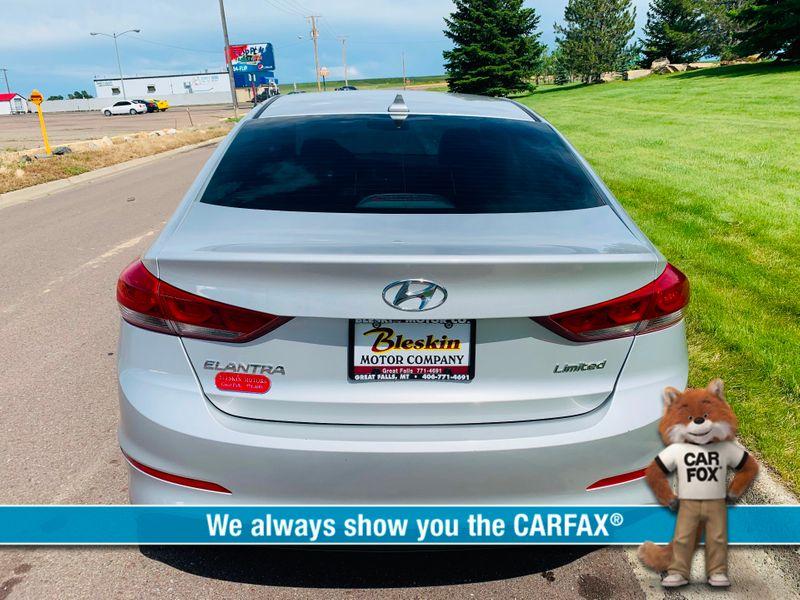 2017 Hyundai Elantra Limited  city MT  Bleskin Motor Company   in Great Falls, MT