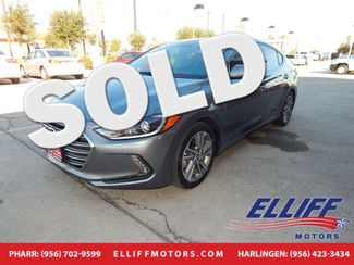2017 Hyundai Elantra Limited in Harlingen TX, 78550