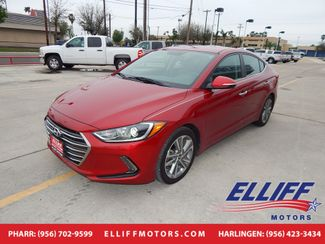 2017 Hyundai Elantra Limited in Harlingen, TX 78550