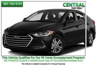 2017 Hyundai Elantra in Hot Springs AR