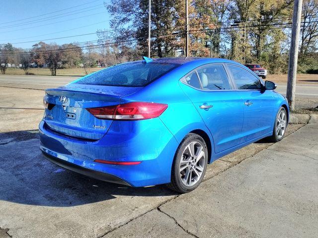 2017 Hyundai Elantra Limited Houston, Mississippi 4