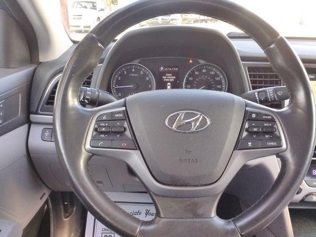 2017 Hyundai Elantra Limited Houston, Mississippi 10