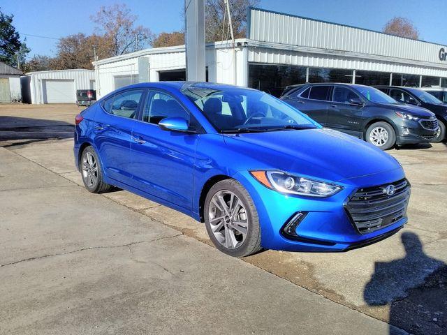 2017 Hyundai Elantra Limited Houston, Mississippi 1