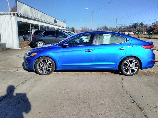 2017 Hyundai Elantra Limited Houston, Mississippi 2