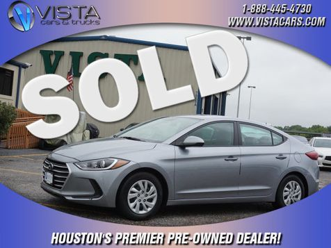2017 Hyundai Elantra SE in Houston, Texas
