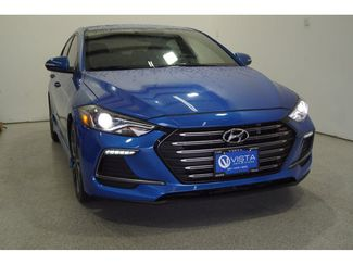 2017 Hyundai Elantra Sport  city Texas  Vista Cars and Trucks  in Houston, Texas