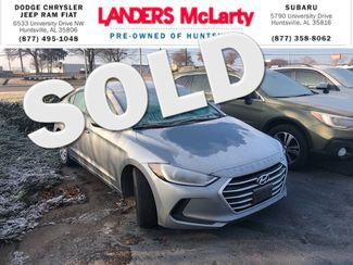 2017 Hyundai Elantra SE | Huntsville, Alabama | Landers Mclarty DCJ & Subaru in  Alabama