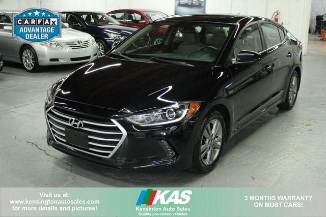 2017 Hyundai Elantra SE Value Edition Kensington, Maryland