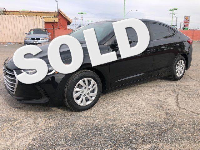 2017 Hyundai Elantra SE CAR PROS AUTO CENTER (702) 405-9905 Las Vegas, Nevada