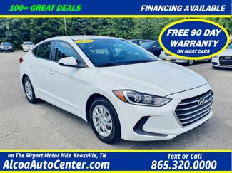 2017 Hyundai Elantra SE 2.0L Manual 6-Speed in Louisville, TN 37777