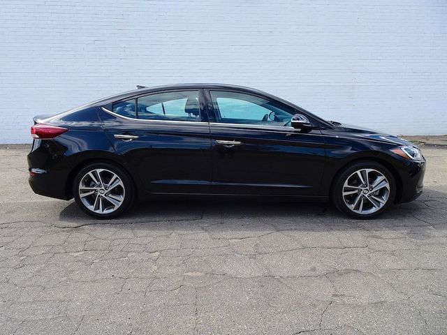 2017 Hyundai Elantra Limited Madison, NC 1