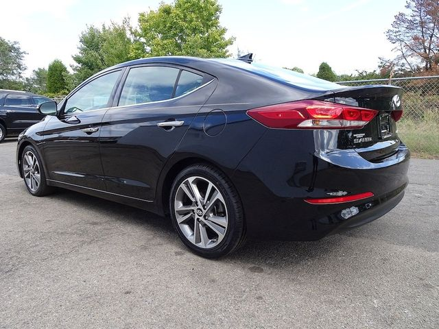 2017 Hyundai Elantra Limited Madison, NC 4